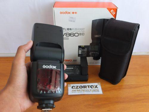 Flash GODOX V860 II C Like New