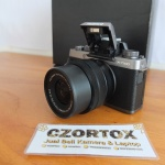 Fujifilm XT100 Lensa 15-45 Garansi Resmi Mulus