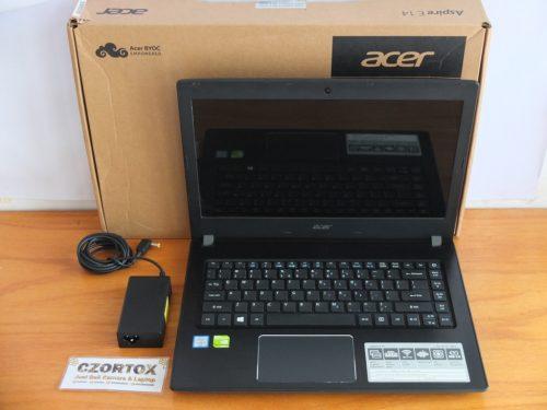 Acer E5-475G Core i3 6006U Ram 4gb Fullset