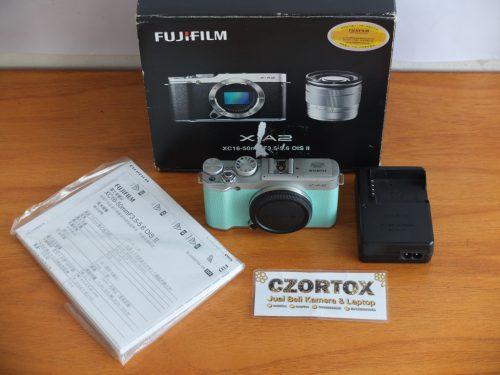 Fujifilm X-A2 Body Only Murmer