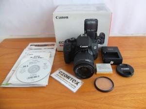 Canon 700D Kit 18-55mm IS STM SC 9.Xxx