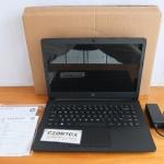 Hp 14-CM0071AU AMD E2-9000e Ram 4gb HDD 1tb Like New Garansi Panjang