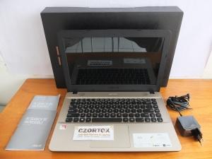 Asus X441B AMD A4-9125 Ram 4gb HDD 1tb Like New Buka Dosbook AJa