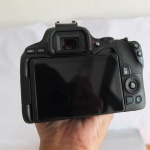 Canon 200D Mark II Kit 18-55mm IS STM Black Istimewa Garansi Panjang