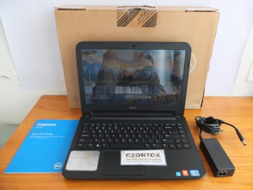 Dell Inspiron 3421 Ci3-2365M Ram 2g HDD 320gb