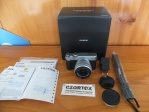 Fujifilm X-A20 Lensa 15-45mm Mulus Masih Garansi