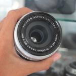 Lensa Fujinon EBC XC 50-230mm Mulus