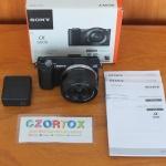 Sony A5000 Lensa 16-50mm OSS Black SC 5.xxx Istimewa