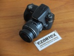 Sony A230 Lensa 18-55mm