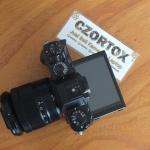 Fujifilm X-T10 Lensa 16-50mm Mulus