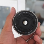 Lensa Fujifilm EBC XF 27mm F2.8