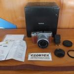 Fujifilm X-A5 Lensa 15-45mm Masih Garansi