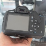 Canon 1200D Lensa Kit 18-55mm  Mulus Istimewa