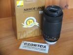 Lensa Nikon AF-P 70-300mm F/4.5-6.3G ED Gak Pernah Dipakai