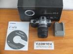 Olympus OM-D EM10 Lensa Lumix 14-45 Sc Minim