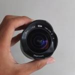 Lensa Samyang 8mm f2.8 for fuji