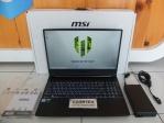MSI WE65 WORKSTATION NVDIA Quadro T1000 Ram 32GB SSD 512GB HDD 1TB Garansi Panjang