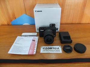 Canon M100 Kit 15-45mm Flip Screen Like New