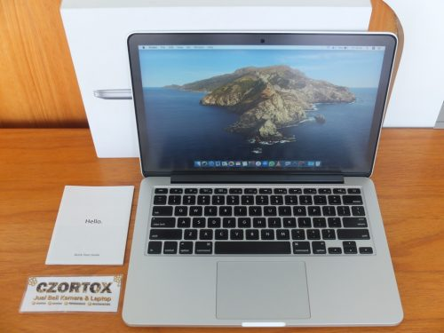 Macbook Pro MF839 Ci5 SSD 128gb Retina 13 Inc Cycle Count 15