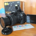 Nikon D5300 Kit AF-P 18-55mm Wi-Fi SC Rendah Like New