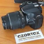 Nikon D3200 Kit 18-55mm VR SC 2.xxx