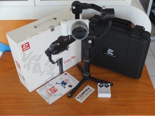 Zhiyun Crane Plus Handheld Gimbal Stabilizer