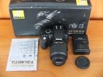 Nikon D3100 Kit 18-55mm SC 6.xxx