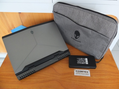 AlienWARE 17 R4 Core I7 Ram 16GB Nvdia 1070M 8GB QHD