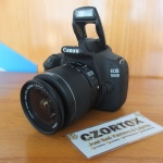 Canon 1200D Lensa Kit 18-55mm Sc 2.Xxx