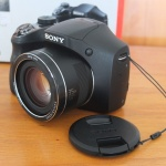 Sony DSC-H300 Dengan 20Mp 35x optical zoom