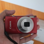 Canon Digital IXUS 185 RED Istimewa
