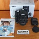 Canon 500D Kit 18-55mm Bonus Battery Grip