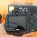 Nikon D3200 Kit 18-55mm VR 2 SC 10.xxx