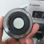 Lensa Canon 50mm F1.8 IS STM Like New