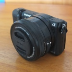 Sony A5100 Lensa 16-50mm + Case Mulus