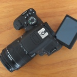 Canon 700D Kit 18-55mm IS STM SC 12.Xxx