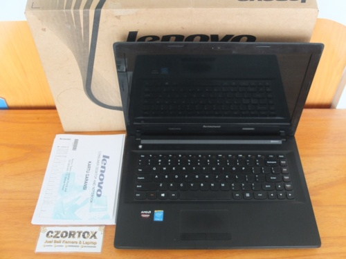 Lenovo G40-80 Core i3 with AMD Radeon R5