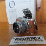 Olympus E-PL8 Lensa M.Zuiko 45mm Murmer