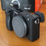 Sony A6300 Os Black Sc 1.Xxx Body Only Like New