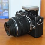 Olympus E-PL7 Lensa 14-42mm Sc 6.Xxx Mulus