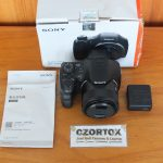 Sony DSC-HX350 20.4mp Super Zoom Zeiss 4k