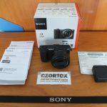 Sony a5100 Lensa 16-50mm Os Black Sc 1.Xxx Mulus