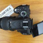 Nikon D5200 Kit 18-55mm Sc 5.Xxx