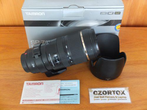 Tamron SP 70-200mm f2.8 Di VC USD