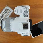 Canon Eos 200D Kit 18-55mm STM Mulus