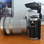 Olympus OMD Em5 Lensa 40-150mm