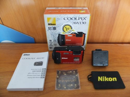 Nikon Coolpix AW130 WIFI HD