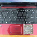 Toshiba Satelite C40D-A AMD A4-5000 Ram 4gb HDD 500gb