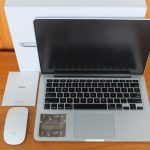 Macbook Pro MF839 Ci5 SSD 128gb Retina 13 Inc CC 15 Plus Magic Mouse