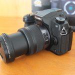 Lumix G85K lensa 14-45mm G Vario 4K Mulus